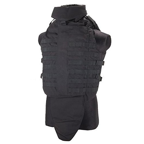 FLYYE Outer Tactical Vest BK B00YZP1EDS