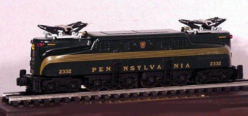 Gg Locomotive Pennsylvania 1 (2332 Pennsylvania GG-1 Electric Locomotive Hallmark Great American Railways QHT7804)