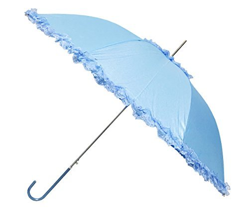 Blue Umbrella, Baby Shower Umbrella, Wedding Umbrella, Baby Boy Shower Umbrella, Decoration Umbrella