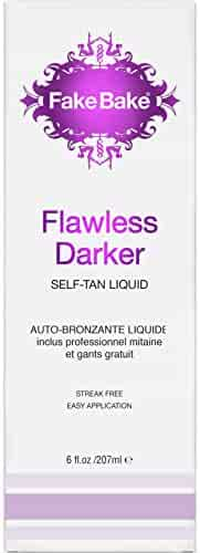Fake Bake Flawless Darker Self-Tanning Liquid Spray 6 oz