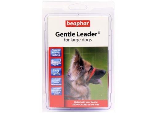(6 Pack) Beaphar Gentle Leader Large Red