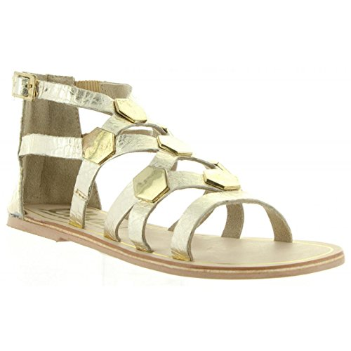 Cheiw Sandalen Für Mädchen 45632 C17912 Mestizo ORO Schuhgröße 33