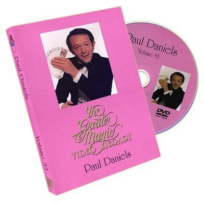 Image result for The Greater Magic Video Library Vol 33 - Paul Daniels
