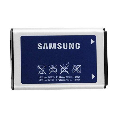 Samsung AB663450GZ Original Standard Lithium Ion Battery - Non-Retail Packaging - Blue (Bulk Packaging) (Certified Refurbished)