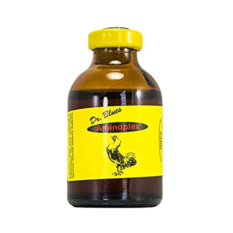 Amazon com : Breco Aminoplex 100ml (Big Bottle) Injectable Vitamin