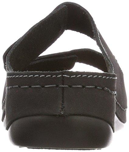 Mules Femme Black Noir 27510 Tamaris 7SwaqYW51