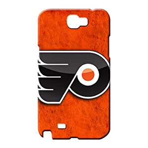 samsung note 2 Brand Colorful Fashionable Design mobile phone back case philadelphia flyers
