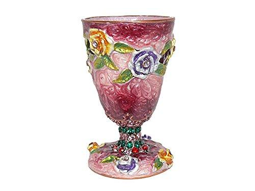 Antique Crystal Goblets - 3