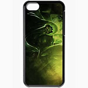 Personalized iPhone 5C Cell phone Case/Cover Skin League Of Legends Black