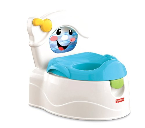 Fisher Price X7306 Learn to Flush Potty