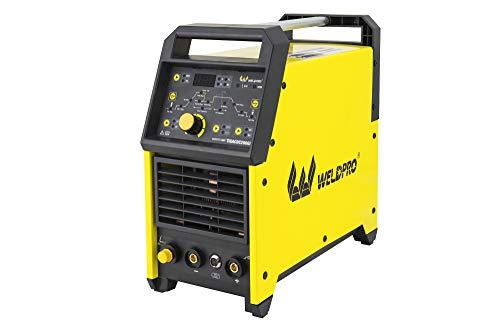 2020 Weldpro Digital TIG 200GD ACDC 200 Amp Tig/Stick Welder with Pulse CK 17 Worldwide Superflex Torch/with Trigger Switch Dual Voltage 220V/110V welding machine