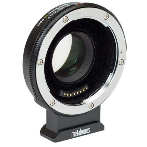 Metabones T Speed Booster XL 0.64x Adapter for Canon EF Lens to BMPCC4K Camera by Metabones