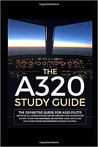 The A320 Study Guide: Tim Oakdon: 9781093602159: Books - Amazon ca