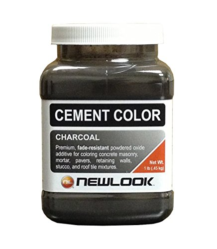 Cheap  NewLook 1 lb. Charcoal Fade Resistant Cement Color