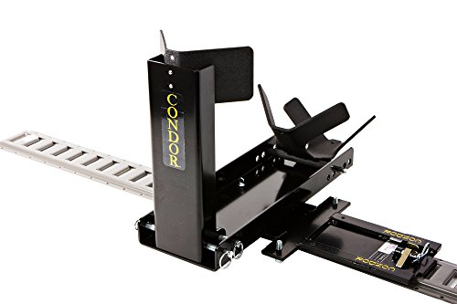 CONDOR #SC1500/etrack Chocks - Motorcycle Wheel Chock Combo 15 Wheel Combo