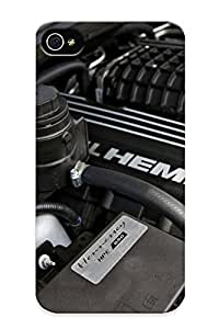 Charlesvenegas High Quality 2013 Hennessey Jeep Grand Cherokke Engine Case For Iphone 4/4s / Perfect Case For Lovers