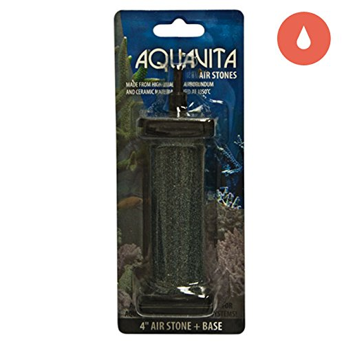 Aquavita 4 Cylinder Air Stone + Base by AquaVita