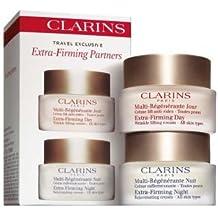 Clarins Extra Firming Partners: Day Cream 50ml + Night Cream 50ml 2pcs