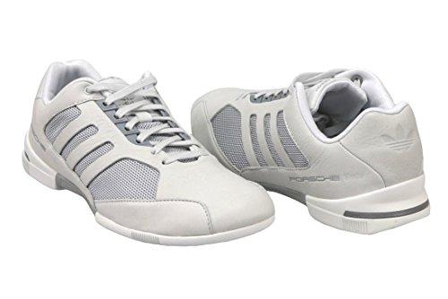 adidas Porsche Turbo 1.2 S75399, Sneaker Uomo Bianco - Argento