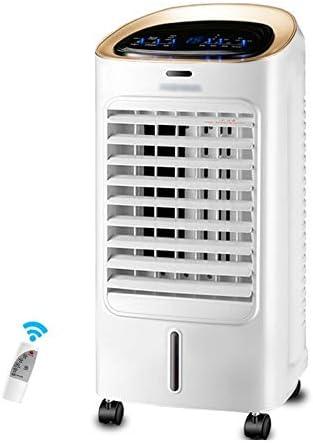 JYSD 65ワットの冷たい扇風機9時間の空気スリラー扇風機リモコンと機械的なポータブルエアコン (Size : A- remote control)
