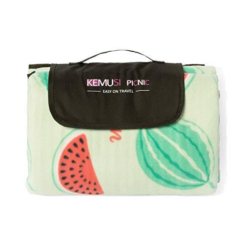 KEMUSI Blanket Foldable Waterproof Sandproof