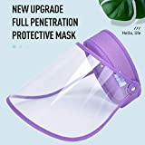 Full Face Cover Protection Shield Cap,Protective