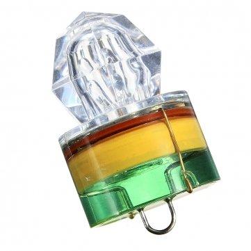 Pêche LED Bait Qualité diamant Strobe Haute Blue Squid Lumière Lure gxqOB5w