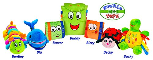 Buckle Toys - Buster Square