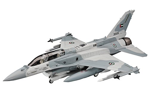 F-16F Block 60 Fighting Falcon UAE Air Force Tactical Fighter 1/48 Hasegawa ()