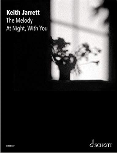 The Melody At Night With You Klavier Spielbuch