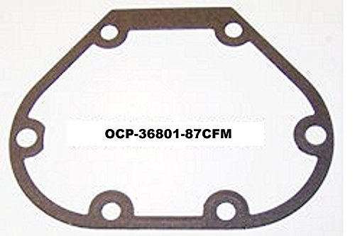 Parts Clutch Release - Orange Cycle Parts Clutch Release Cover Gasket w/ Bead for Harley FLT 1992 - 2006 Replaces # 36801-87-X