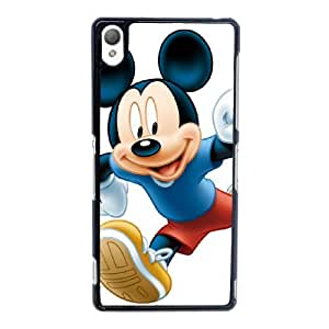 Sony Xperia Z3 Custom Cell Phone Case Mickey Mouse Case Cover TWFF68022