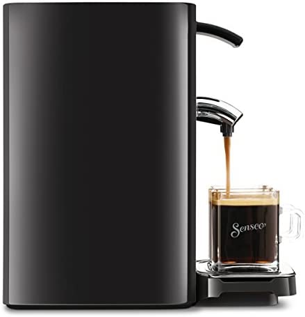 Philips SENSEO Quadrante Machine à Café à Dosettes HD7866/61 - Noir