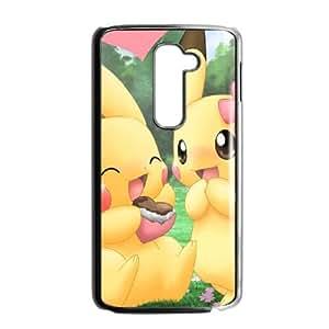 LG G2 Cell Phone Case Black Pokemon G1J2OI