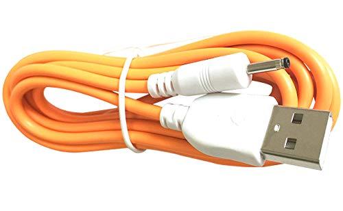 CFStore OEM 6 Feet (2 Meter) Long Data and Charging Cord for Nabi 2 II NABI2-NV7A NABI2-NVA (USB-NABI-DC-ORX2)