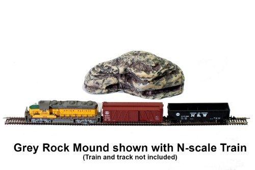 A Model Railroad - Grey Rock ()