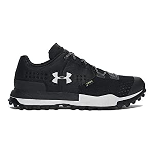 Under Armour Men's Newell Ridge Low Gore-TEX, Black (001)/Elemental, 13