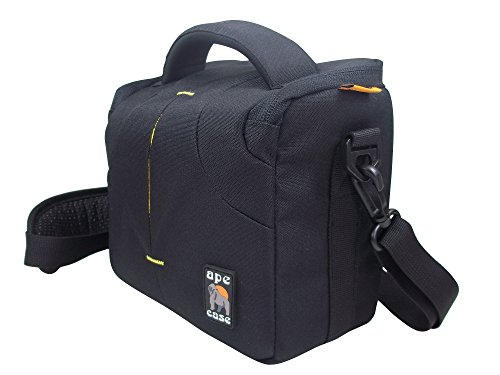 Ape Case ACPRO338W Metro Collection Standard Camera Case (Black) by Ape Case