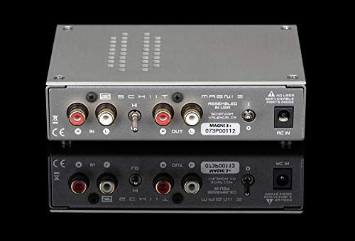 Schiit Magni 3+ Headphone Amp and Preamp