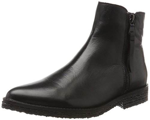 Black Details Black Women's 10 Mit Chelsea Bianco Boots gZUHwxg