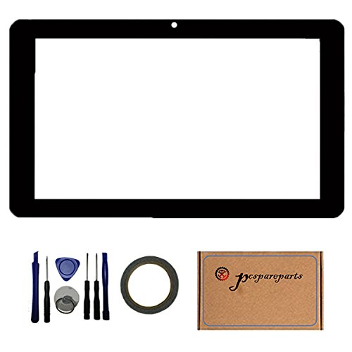 Replacement Touch Screen Digitizer Glass Panel for Dragon Touch X10 10.6inch Octa Core Android Tablet PC by pcspareparts