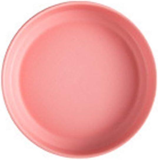 Plato de cerámica Modelos creativos Disco de cerámica para mascotas Vajilla de cerámica para el hogar Tazón de sopa Plato profundo Vajilla de restaurante para el hogar