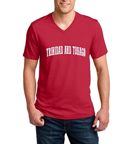Tobago Mug - Trinidad T-Shirt Travelers Gift Ideas Places To Travel In Trinidad and Tobago Caribbean Gifts Men V-Neck Shirts Ringspun