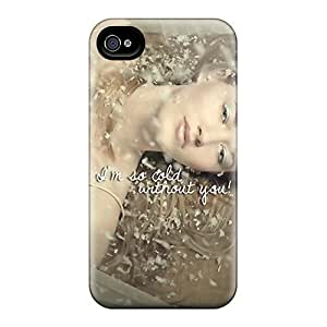 New Yes1843fuvG Im So Cold Skin Case Cover Shatterproof Case For Ipod Touch 5 Case Cover