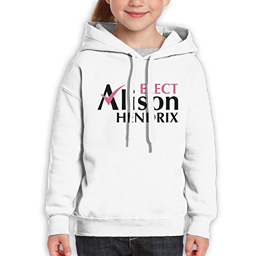 FDFAF Teenager Youth Orphan Black Elect Alison Hendrix Leisure Cool Hoodie Hoodies S White - Hendrix Boot