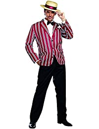 Men's Good Time Charlie 1920s Style Costume