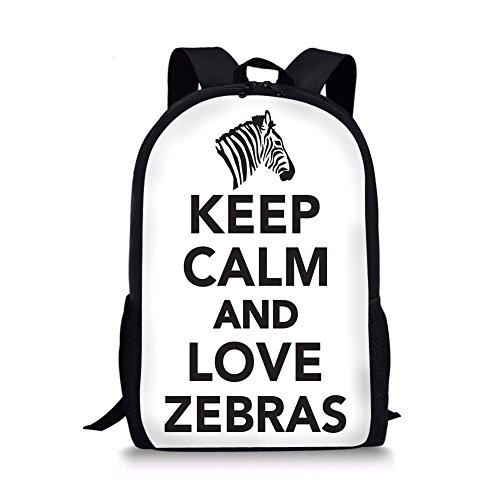 (Zebra Print 12