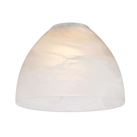 Alabaster glass shade 1 58 inch fitter opening lampshades alabaster glass shade 1 58 inch fitter opening aloadofball Images