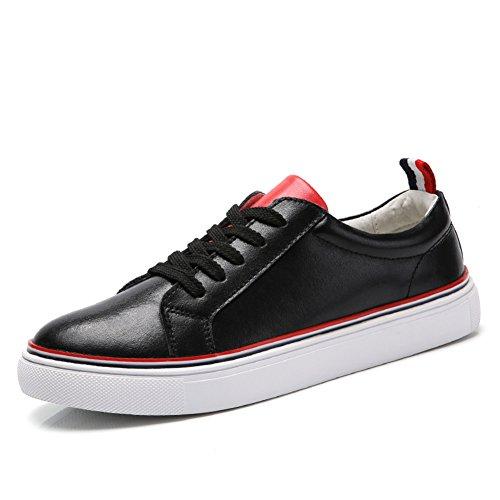 Plano casuales zapatos/Zapatos de la señora/Zapatos de fondo Ms suave/con zapatos antideslizante B