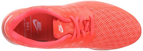 Nike Damen Kaishi NS Sneakers Rot (Bright Crimson/White 661)